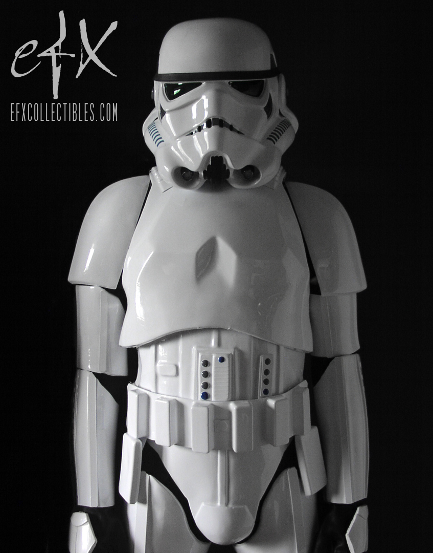 EFX reveals BOBA FETT LEGEND STORMTROOPER LEGEND STORMTROOPER ARMOR! : replica stormtrooper costume  - Germanpascual.Com